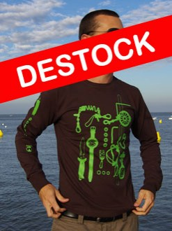 DESTOCK Toolkit Homme manches longues
